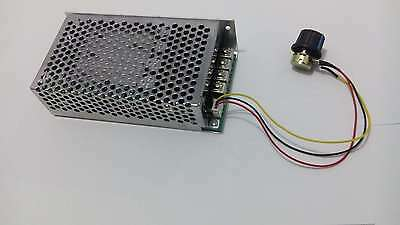 10-30V 80A DC Motor Speed Control PWM HHO RC Controller 12V 24V 2400W MAX