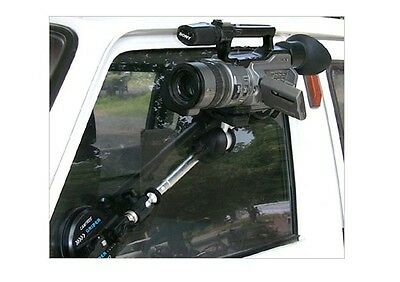 Filmcity G-2BH Camtree Gripper Car Pro Suction Mounts - for up to 3 pounds canon