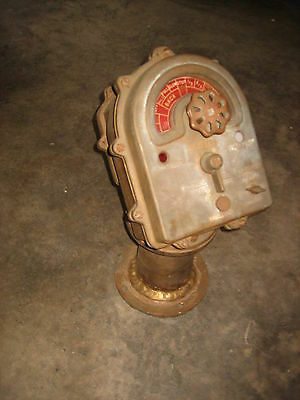 World War 2 Navy Ship's Engine Order Telegraph