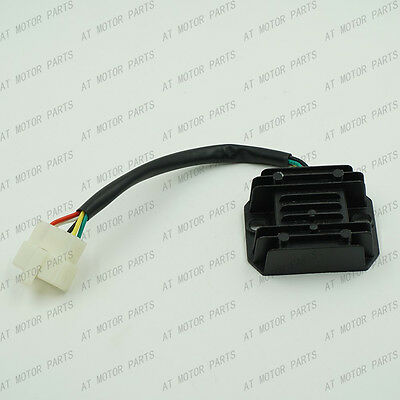 5 Wire Voltage Regulator Rectifier GY6 50cc 125cc 150cc 139QMB 157QMJ Scooter