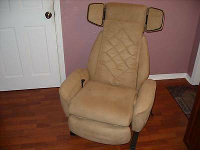 Fine Vtg Retro Mod Jetsons Spage Age Stereo Massage Tv Chair Onthecornerstone Fun Painted Chair Ideas Images Onthecornerstoneorg