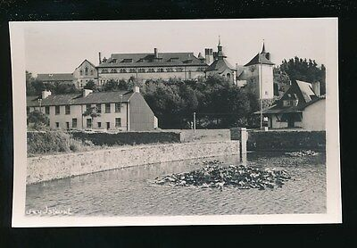 Wales Pembrokeshire Pembs CALDEY ISLAND Plain Back c1950s RP PPC by Squibbs