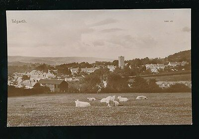 Wales Brecknockshire TALGARTH General view c1920/30s? RP PPC
