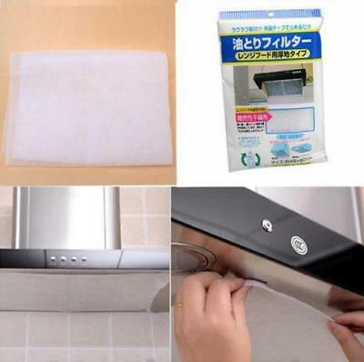 Kitchen Cooker Hood Extractor Fan Grease Paper&Carbon Filter Kit UNIVERSAL FW