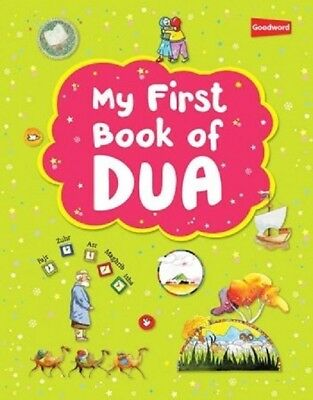 SPECIAL OFFER! My First Book of Dua- (PB)