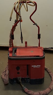 Hilti DD-REC1 WATER RECYCLING UNIT W/ CART FOR DD-EC CORE DRILL