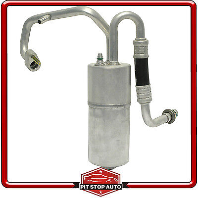 New A/C Accumulator with Hose Assembly HA 10891C - 7C3Z19C836D - F-250 Super Dut