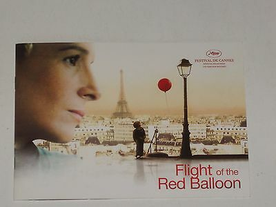 FLIGHT OF THE RED BALLOON - Juliette Binoche- Hou Hsiao Hsien