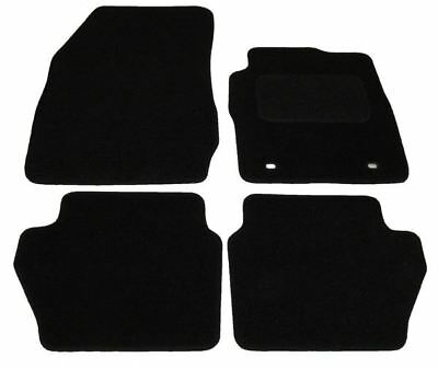 FORD FIESTA MK7 2009 Onwards set of Tailored Carpet Floor Mats Car with Clips