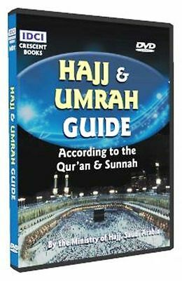 Hajj & Umrah Guide According To Quran & Sunnah (DVD)