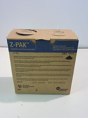 Beckman Coulter Z-Pak Balanced Electrolyte Solution