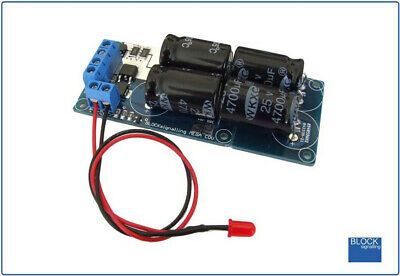 BLOCKsignalling CDU4RL with Ready LED Capacitor Discharge Unit CDU Points Motor