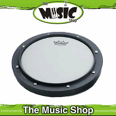 """Remo 8"""" Tunable Drum Practice Pad - Has Bounce & Feel of Real Drum - RT-0008-00"""