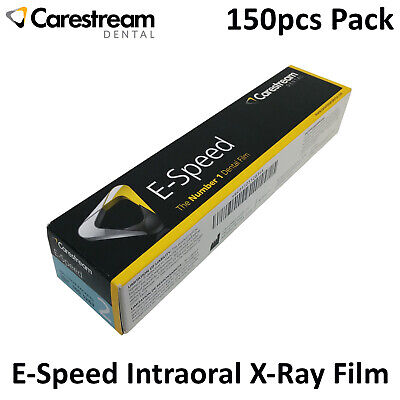 Kodak Dental Carestream E-speed  #2 Periapical X-Ray film 150pcs box