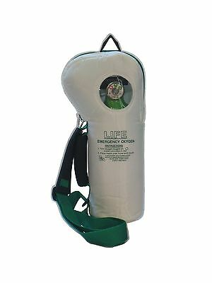 Life Emergency Oxygen Unit Portable Soft Pack Aed Companion Unit Life-2-612
