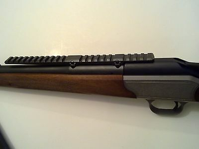 Blaser R93 R8 LRS 2 K95 S2 Picatinny Rail Base 100% Steel SUPER Long 254mm