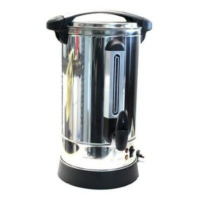 NEW JHS8 8.8L Electronic 2000W HOT Water Boiler Urn Stainless Steel Silver