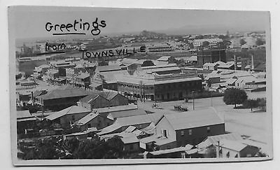 C1910 Rp Npu Postcard Great Northern Hotel Townsville Nq W34