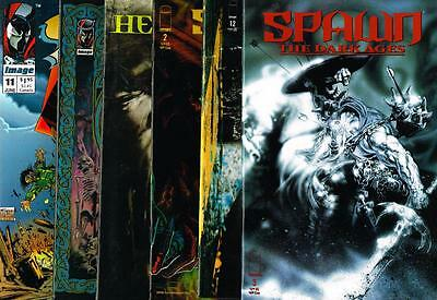 Set of 6 Issues of different Spawn comics - Image Comics - NM (685)