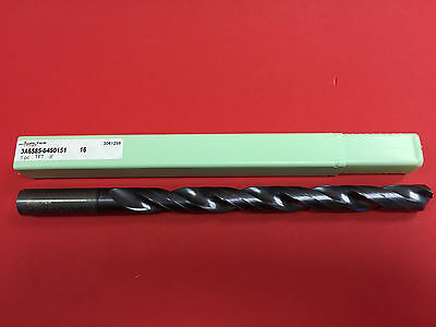 WALTER TITEX Coolant Feed Drill 3 A6585-6450151 TFT Ø16 Solid Carbide