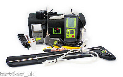 TPI 709R Gas Analyser CPA Kit 3 **NEW**
