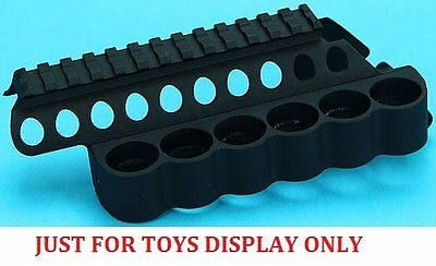 G&P TOYS Dummy Display Shell Receiver Rail (Short) for Marui M870 (GP-MSP001S)