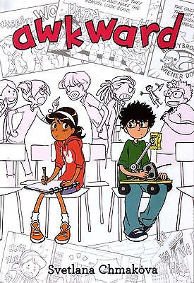 Awkward  Svetlana Chmakova     Graphic Novel     Pbk  NEW