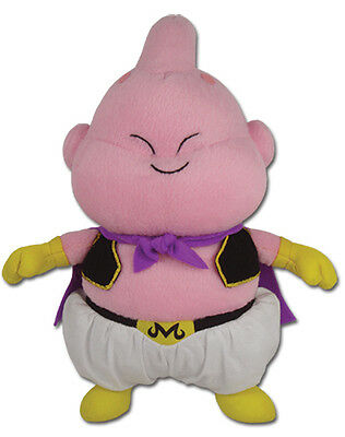"Dragon Ball Z GE-8965 ~ 10"" Majin Buu Official DBZ Plush Toy Doll"