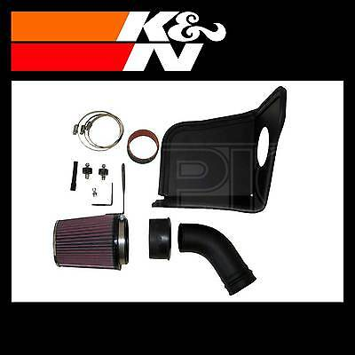 K&N 57i Gen 2 Performance Air Induction Kit 57I-1000 - K and N High Flow Part