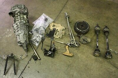 Porsche 911 993 G50 20 Manual Transmission Gear Box Conversion Kit  6 Six Speed