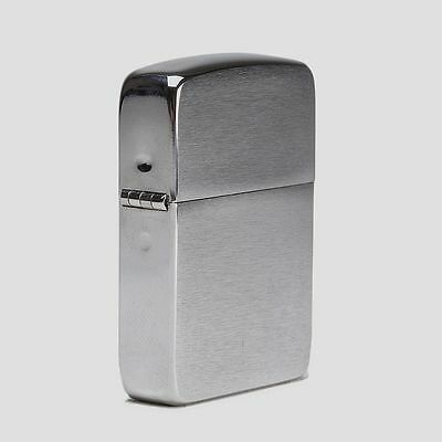 1941 Model Brushed Chrome Zippo Lighter - New In Box with Lifetime Warranty
