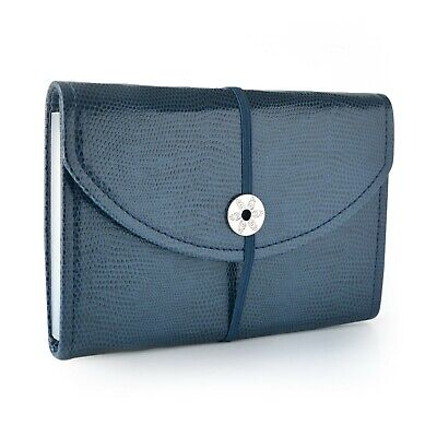 Textured Black Faux Leather Coupon Organizer Holder ( 30603 Black )