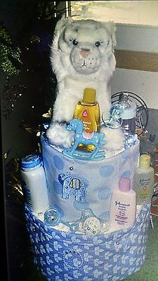 Baby Shower Multi Tier