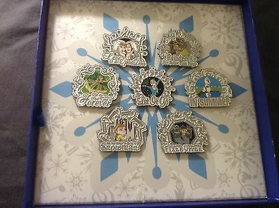 Disney D23 The Music of Frozen Le 500 Pin Set