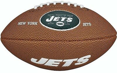 Wilson NFL New York Jets Mini American Football
