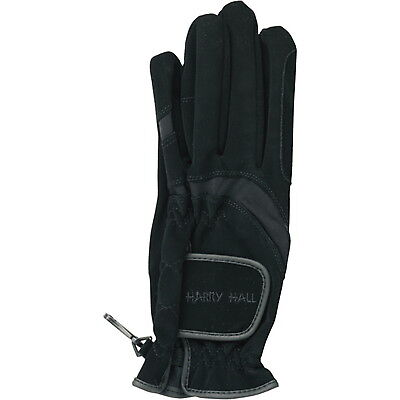 Harry Hall Domy Suede Gloves