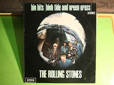 The Rolling Stones ‎– Big Hits (High Tide And Green Grass)   (Ref Box 3)