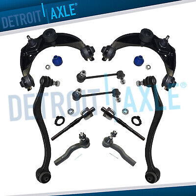 Brand New 10pc Complete Front Suspension Kit for 2003-2008 Mazda 6