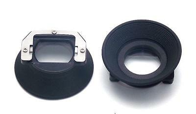 TWO Eye Cups 4 CANON Eyecup cups A-1 AE-1 AE1 Program New