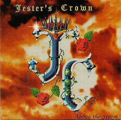 JESTER'S CROWN - Above the Storm (CD 1995)