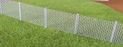 Security Fencing Kit HO Scale - Silver # SMHOF001