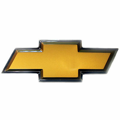 New Genuine Holden Commodore VE Sedan Chevrolet Chevy Badge Boot / Deck Lid