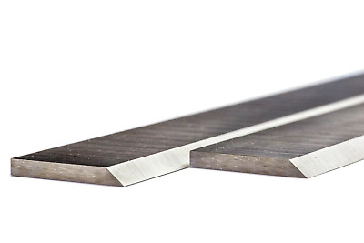 ONE PAIR 260 mm ROBLAND HSS Planer Blades to suit ROBLAND machine