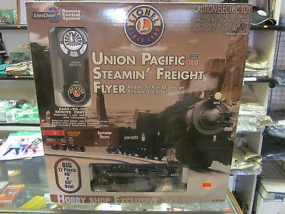 Lionel Union Pacifc Remote Control Freight Set ( New In The Box) 6-81262