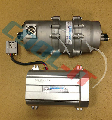 12V DC Air Conditioning Compressor