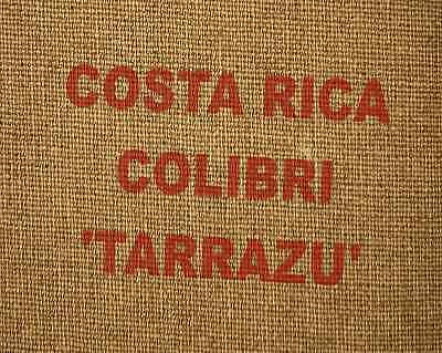 Wholesale Roasted Coffee Beans - Costa Rica 16kg's - $23 per kilo