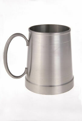 Pewter Tankard Plain - Great For Any Special Occassion!