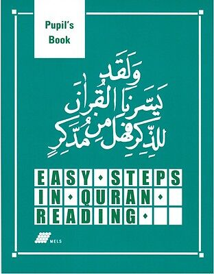 Easy Steps In Quran Reading ( Pupil's Book)