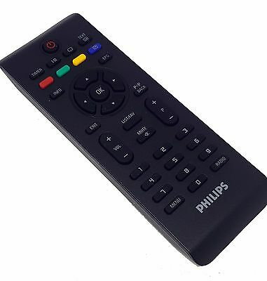 NEW Genuine PHILIPS TV FREEVIEW DTR200 DTR210 DTR220 Remote 8211 2486 2601 -X1R8