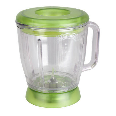 Margaritaville Plastic Jumbo Jar, Key Lime Green